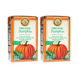 Organic Pumpkin Puree (2-pack)