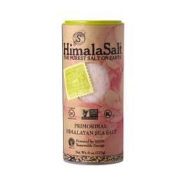 Primordial Himalayan Sea Salt Fine Grain Shaker