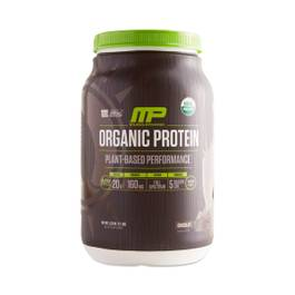 Plant-Based Organic Protein Powder, Chocolate