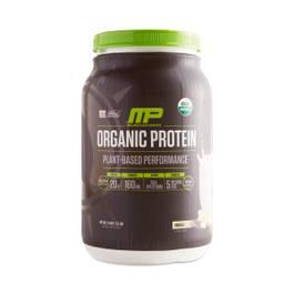 Plant-Based Organic Protein Powder, Vanilla
