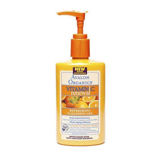 Vitamin C Renewal Refreshing Cleansing Gel