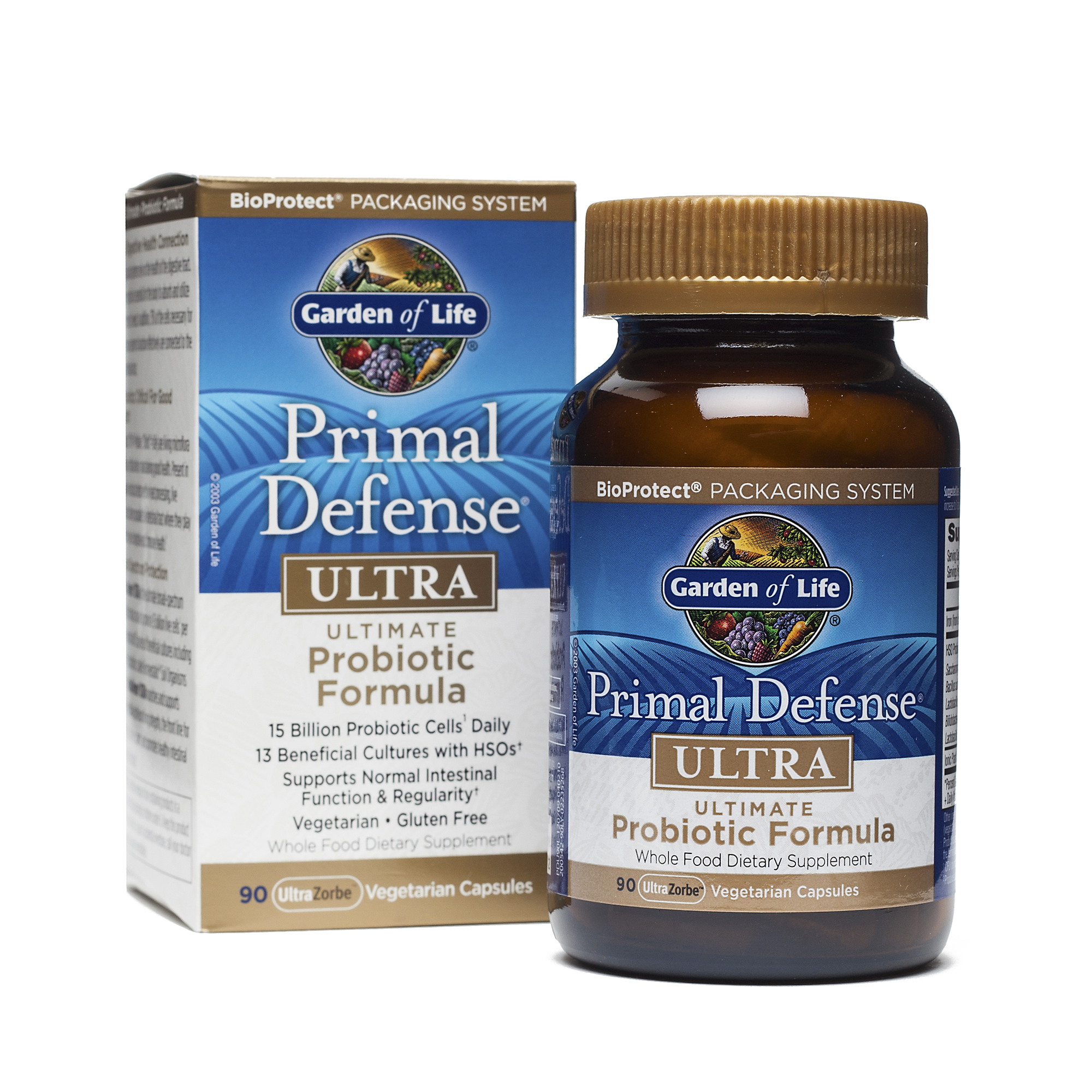 Garden Of Life Primal Defense Ultra Probiotic Blend