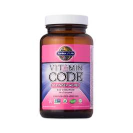 Vitamin Code 50 & Wiser Women's Multivitamin