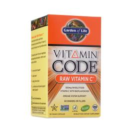 120 ct Vitamin Code RAW Calcium Supplement Thrive Market