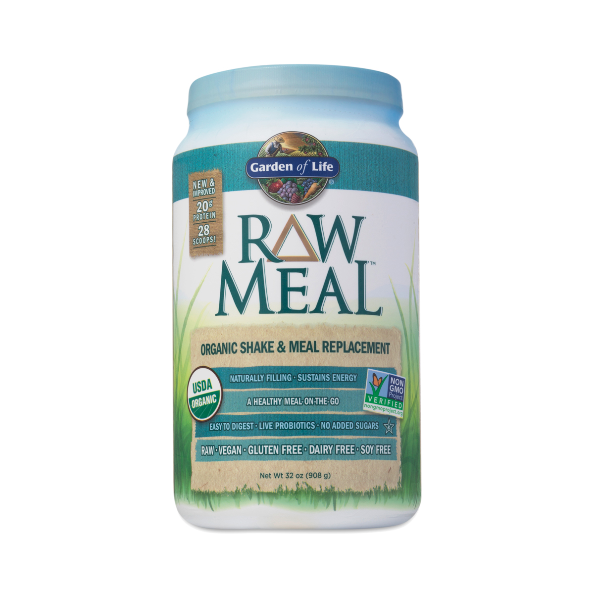 Raw Meal Replacement By Garden Of Life Thrive Market