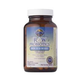 Raw Probiotics for Men 50 & Wiser