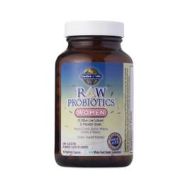 Raw Probiotics for Women