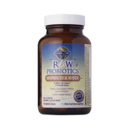 Raw Probiotics for Women 50 & Wiser