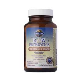 Raw Probiotics for Women 50 & Wiser