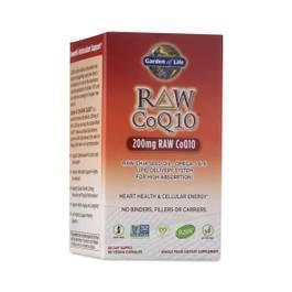 Raw CoQ10