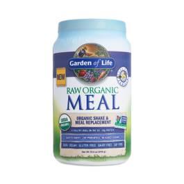 Vanilla Raw Organic Meal Replacement Shake