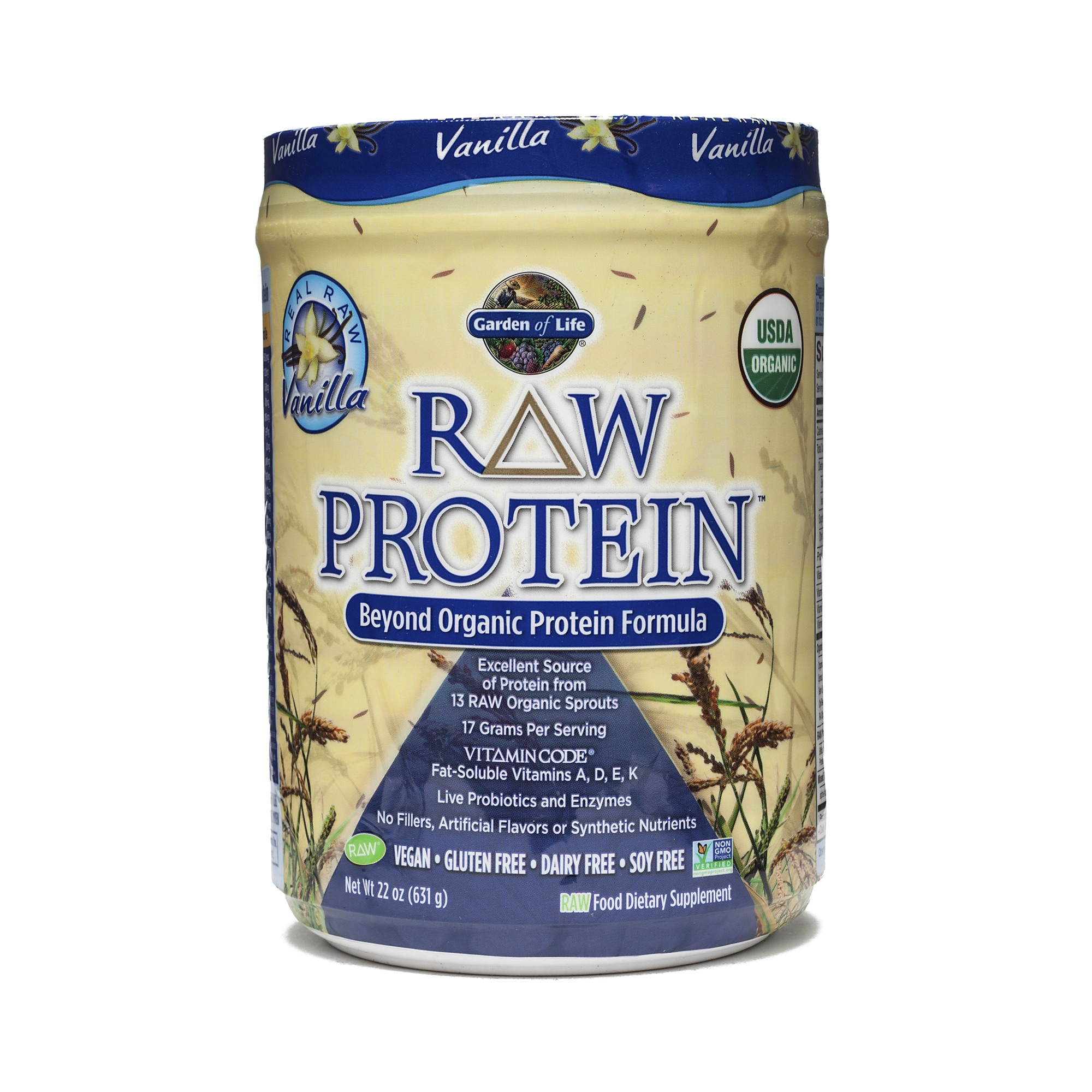 Garden Of Life Raw Protein Vanilla Thrive Market