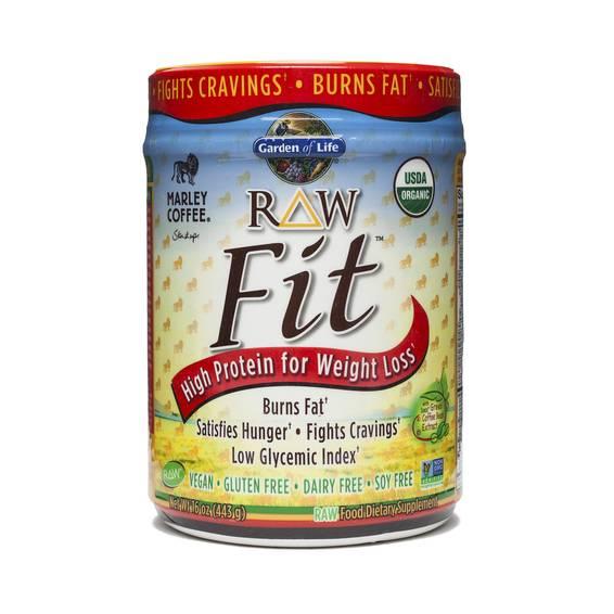 Coffee RAW Fit® Protein Powder