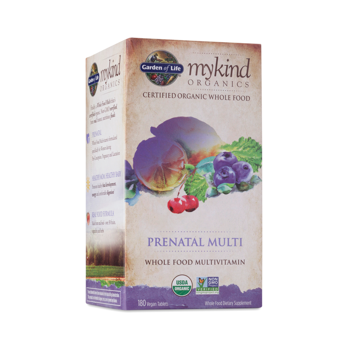 Mykind Organics Prenatal Multivitamin Thrive Market
