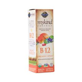 mykind Organics Vitamin B-12 Spray