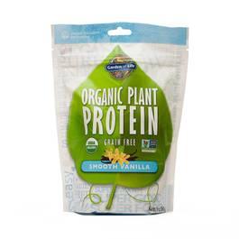 Organic Plant Based Protein Powder, Vanilla