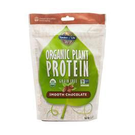 Organic Plant Based Protein Powder, Chocolate