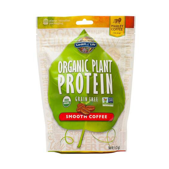 Coffee Organic Plant Based Protein Powder Thrive Market