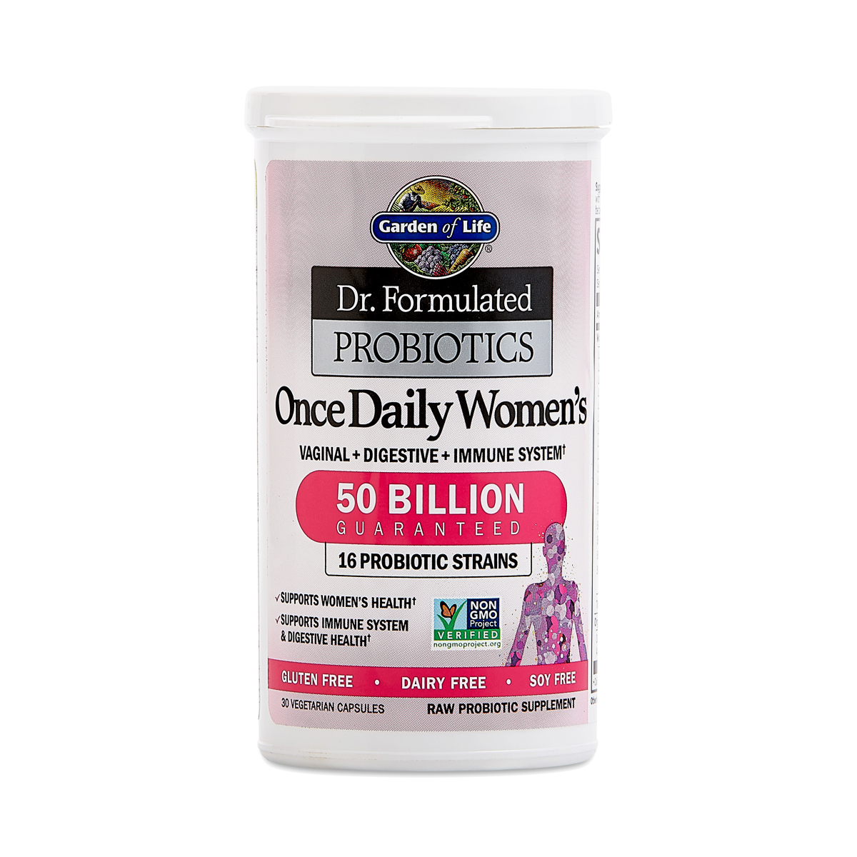 Once Daily Women S Probiotic By Garden Of Life Thrive Market