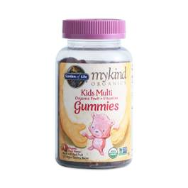 Mykind Organics Kids Gummy Multivitamin, Fruit