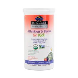 Dr. Formulated Attention & Focus for Kids - Watermelon Berry
