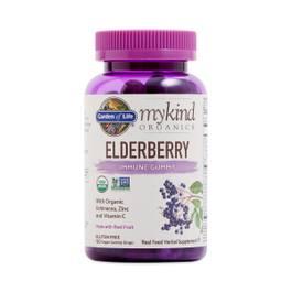 myKind Organics Elderberry Immune Gummies