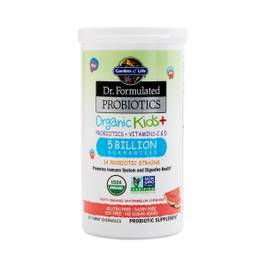 Dr. Formulated Organic Kids+ Probiotics - Watermelon