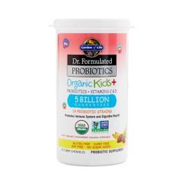 Dr. Formulated Organic Kids+ Probiotics - Strawberry Banana