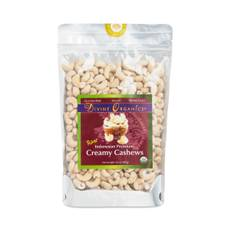 Organic Raw Indonesian Cashews