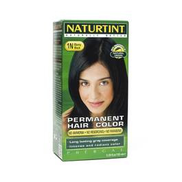 Permanent Hair Color - Ebony Black 1N