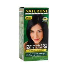 Permanent Hair Color - Ebony Black 1N