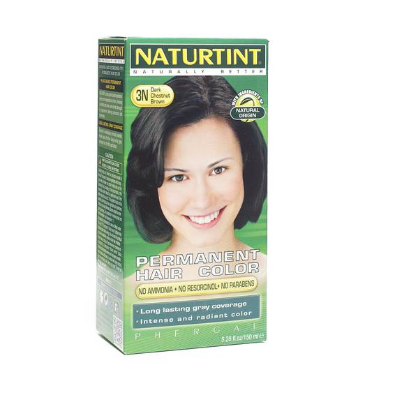 Permanent Hair Color - Dark Chestnut Brown 3N