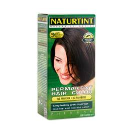 Permanent Hair Color - Light Chestnut Brown 5N