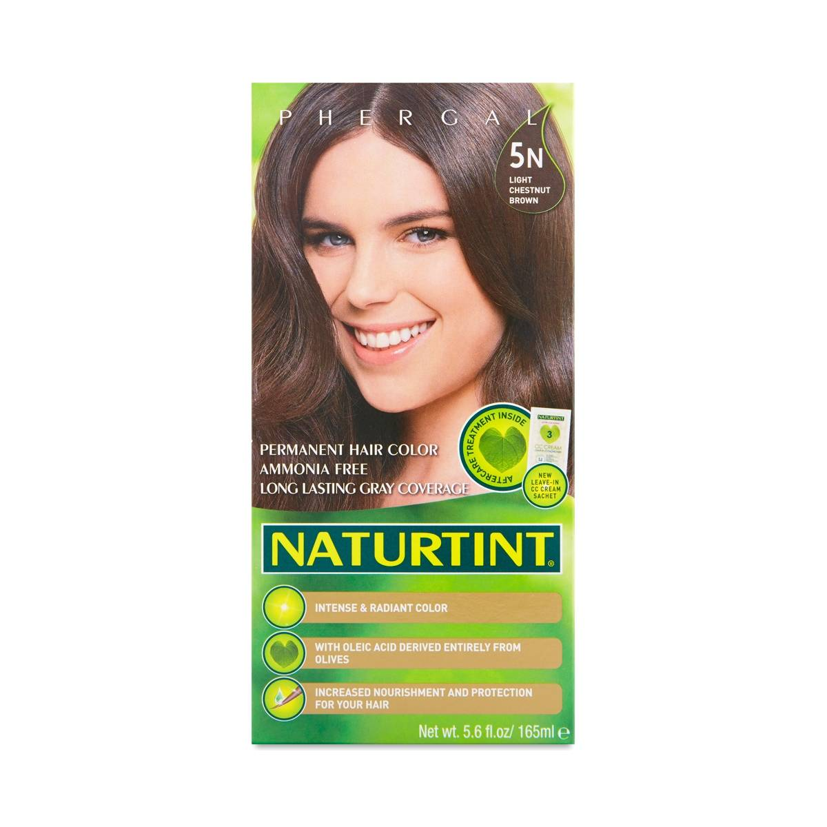 Naturtint Permanent Hair Color N Natural Chestnut