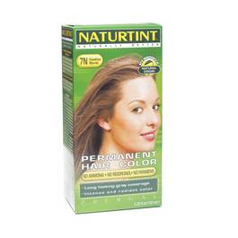 Permanent Hair Color - Hazelnut Blonde 7N