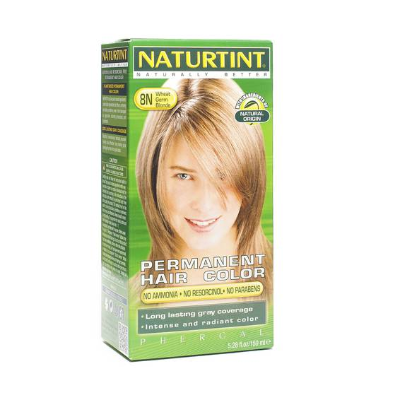 Permanent Hair Color - Wheat Germ Blonde 8N
