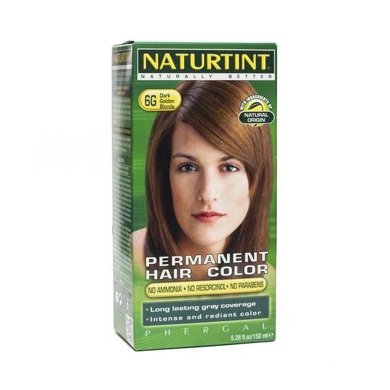 Permanent Hair Color - Dark Golden Blonde 6G