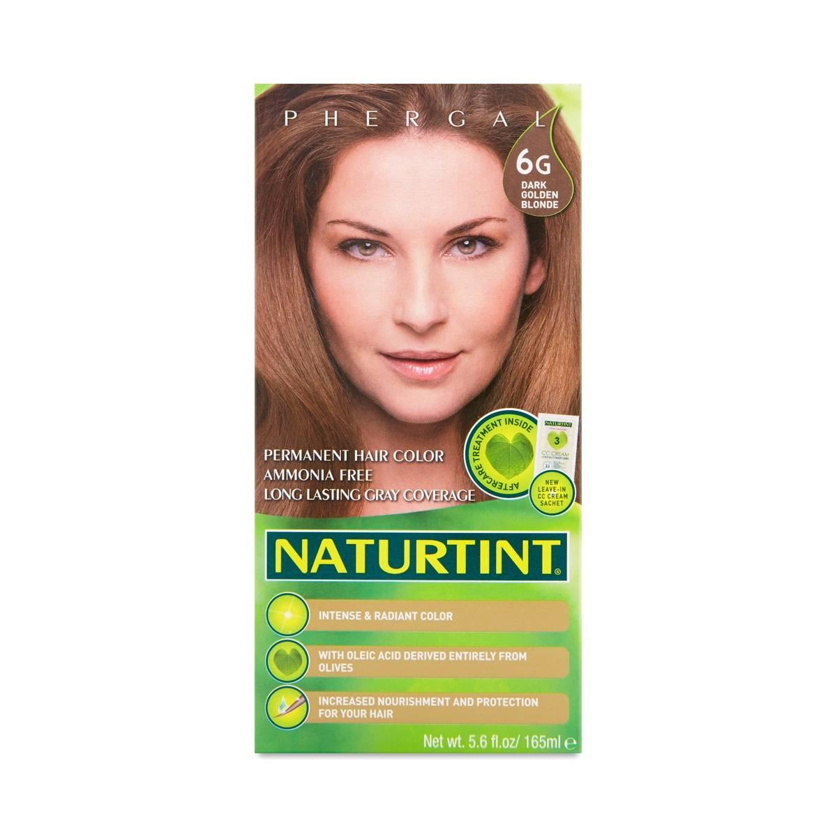 Dark Golden Blonde 6g Permanent Hair Color By Naturtint Thrive Market