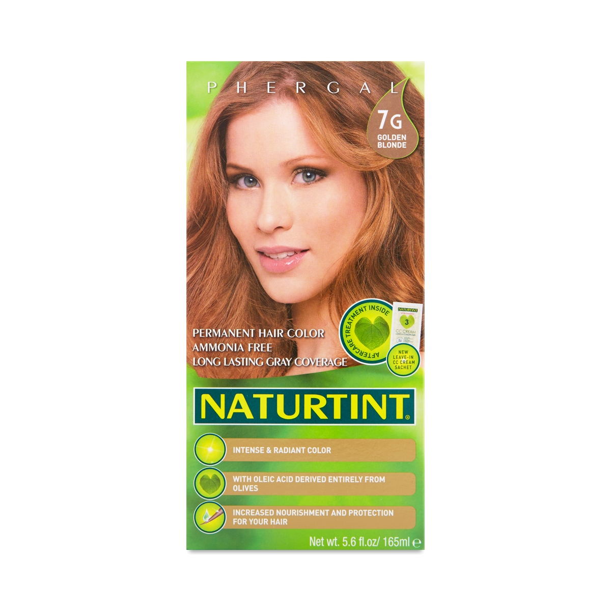 Golden Blonde 7g Permanent Hair Color By Naturtint Thrive Market