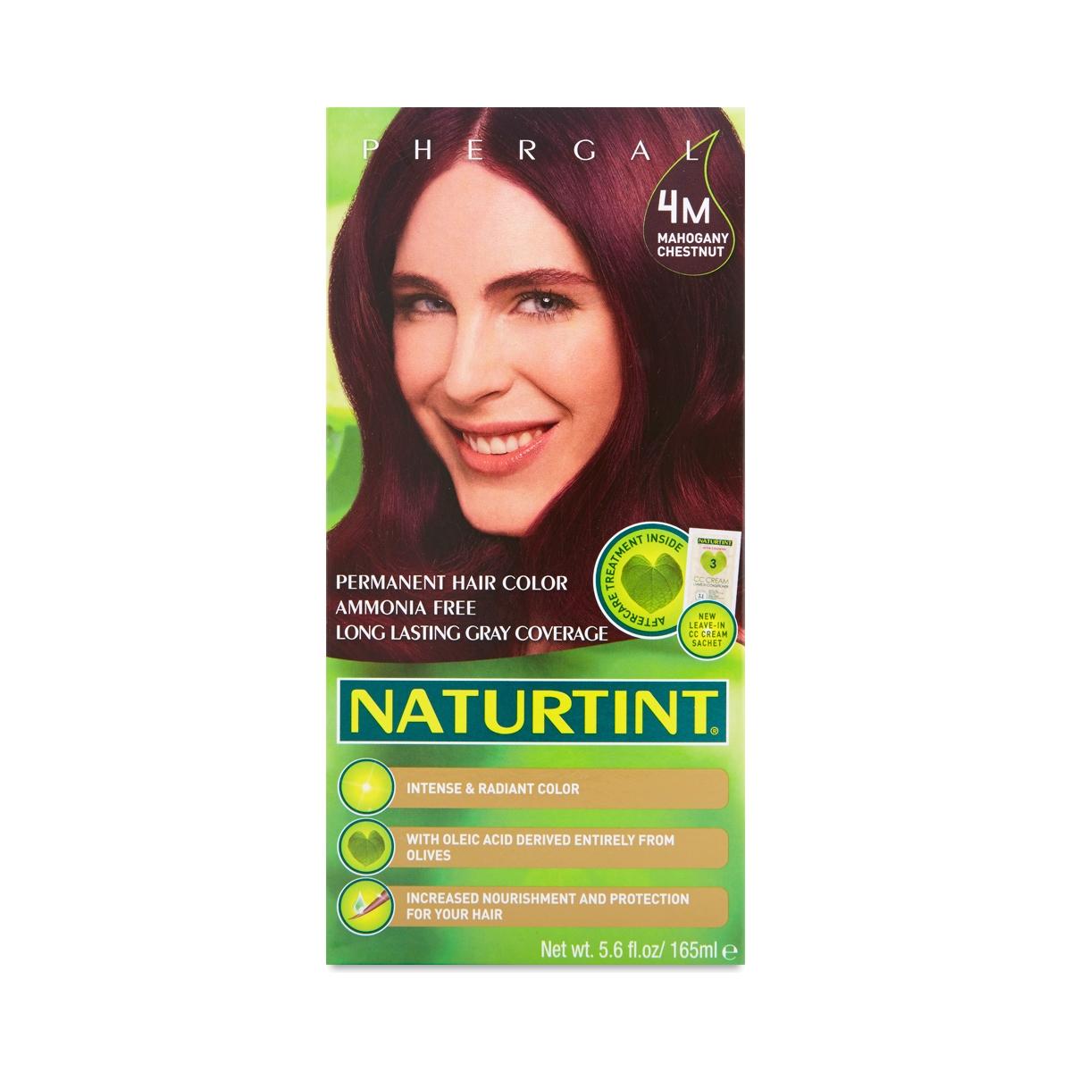Mahogany Chestnut 4m Permanent Hair Color Thrive Market