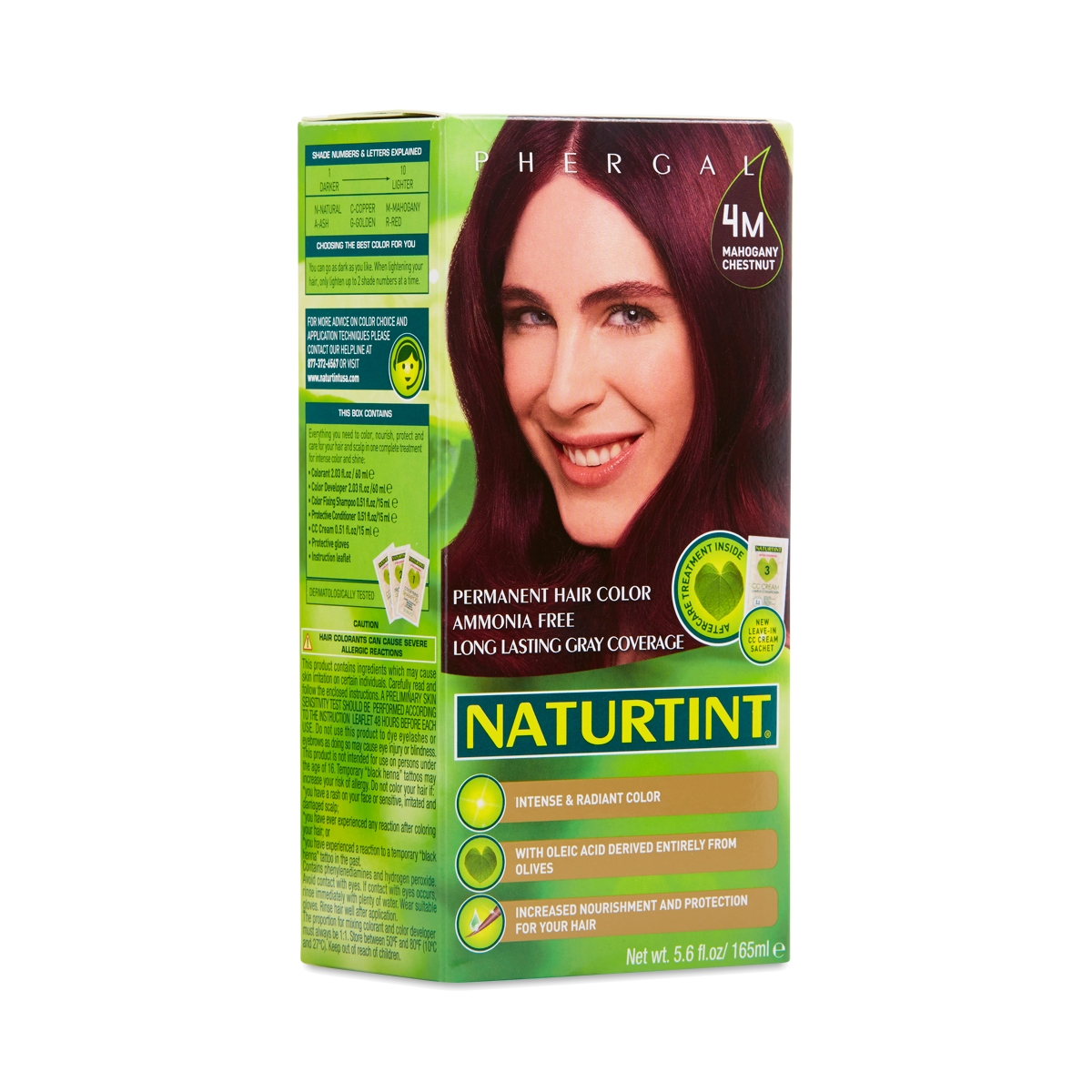 Mahogany Chestnut 4m Permanent Hair Color Thrive Market