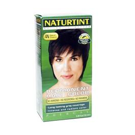 Permanent Hair Color - Natural Chestnut 4N