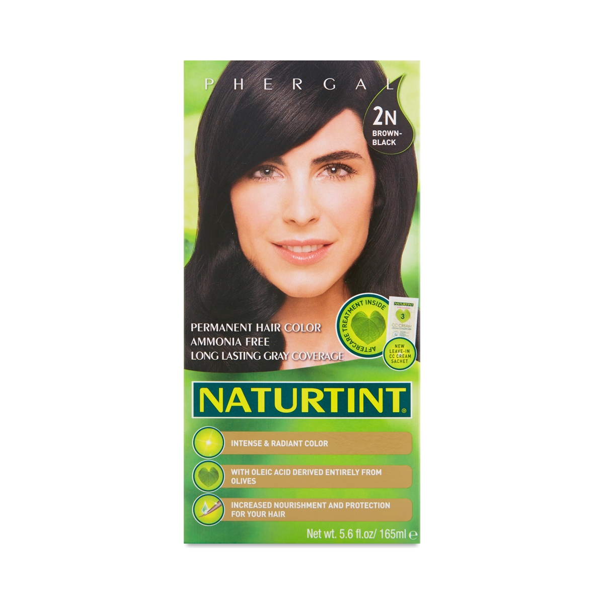 Brownblack 2n Permanent Hair Color By Naturtint Thrive Market