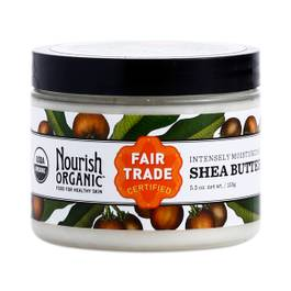 Intensely Moisturizing Fair Trade Shea Butter