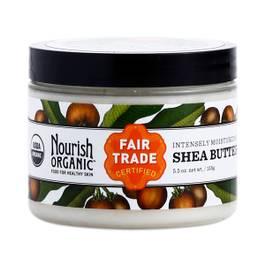 Intensely Moisturizing Fair Trade Shea Butter