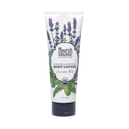 Hydrating & Smoothing Organic Body Lotion - Lavender Mint