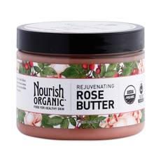 Rejuvenating Rose Body Butter
