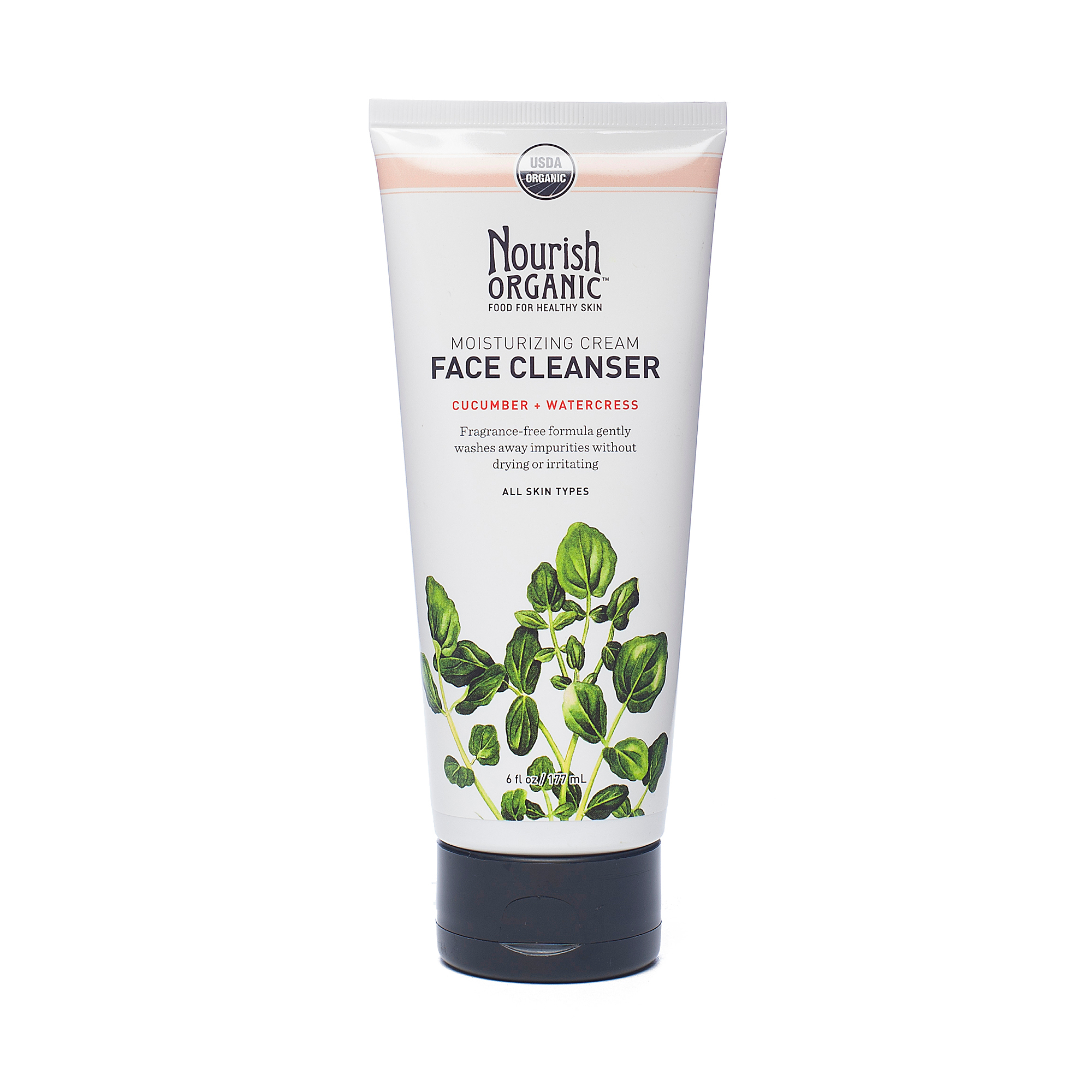 Olive - Moist Face Cleanser 6 oz BB Growth Serum 2 oz. (Pack of 2)