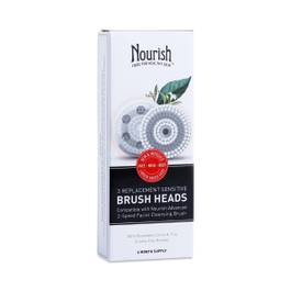 Replacement Heads for Cleansing Device
