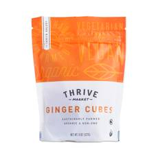 Organic Ginger Cubes